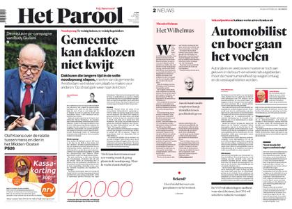 Het Parool – 04 oktober 2019