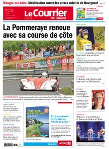 Le Courrier de l'Ouest Cholet – 27 juin 2021
