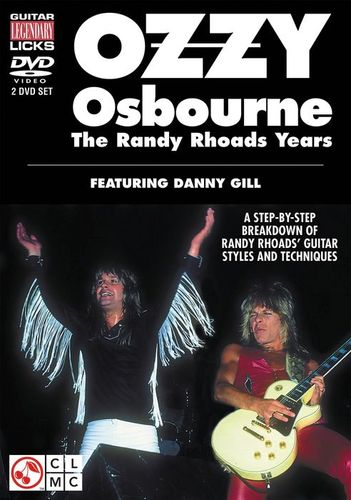 Cherry Lane - Ozzy Osbourne - The Randy Rhoads Years
