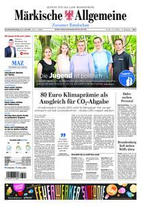 Märkische Allgemeine Zossener Rundschau - 06. Juli 2019