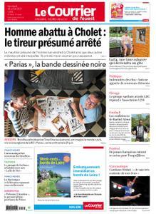 Le Courrier de l'Ouest Nord Anjou – 30 juillet 2021