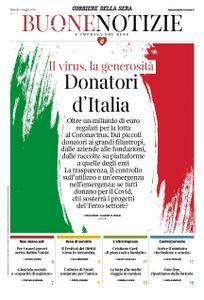Corriere della Sera Buone Notizie – 05 maggio 2020
