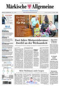 Märkische Allgemeine Zossener Rundschau - 27. Dezember 2017