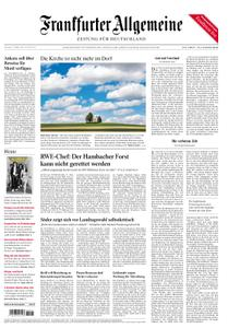 Frankfurter Allgemeine Zeitung F.A.Z. - 13. Oktober 2018