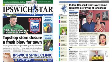 Ipswich Star – February 02, 2021
