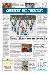 Corriere del Trentino - 7 Aprile 2019