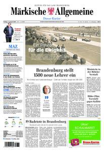 Märkische Allgemeine Dosse Kurier - 02. August 2019