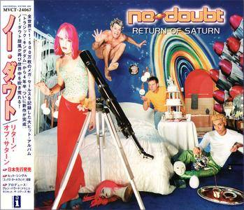 No Doubt - Return of Saturn (2000) Japanese Editon