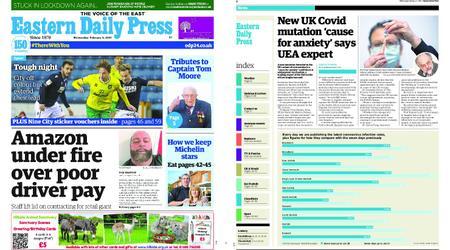 Eastern Daily Press – February 03, 2021