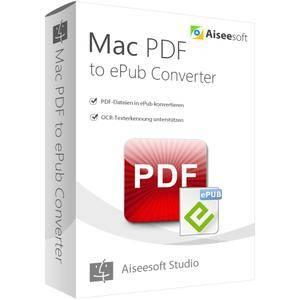 Aiseesoft Mac PDF to ePub Converter 3.3.6 Multilangual Mac OS X