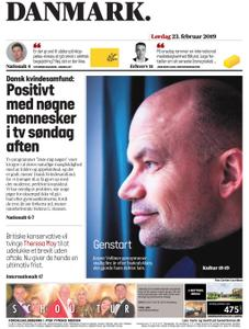 JydskeVestkysten Varde – 23. februar 2019
