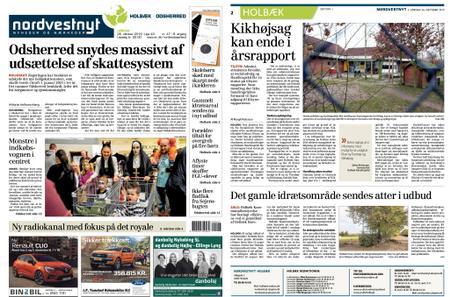 Nordvestnyt Holbæk Odsherred – 26. oktober 2019