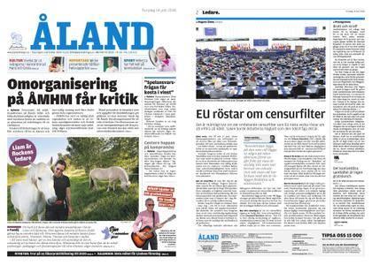 Ålandstidningen – 14 juni 2018