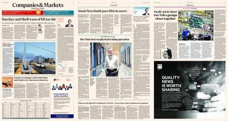 Financial Times Europe – 28 December 2017