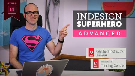 Adobe InDesign CC – Advanced Training