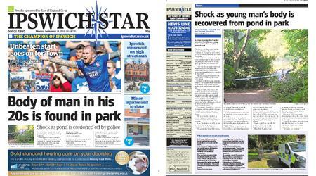 Ipswich Star – September 16, 2019