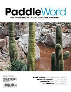 Paddle World Magazine - July 2016