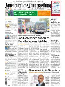 Lauenburgische Landeszeitung - 17. Oktober 2017