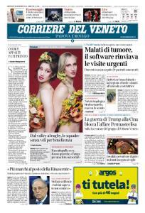 Corriere del Veneto Padova e Rovigo – 28 novembre 2018