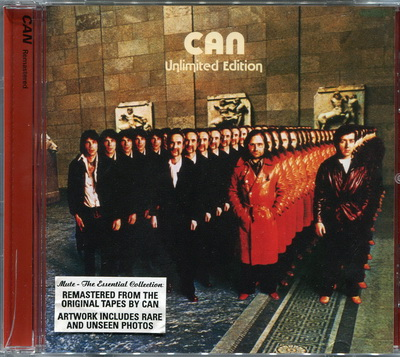 Can - SACD Remastered Collection (13x SACD 1968-1989) PS3 ISO + FLAC {RE-UP}