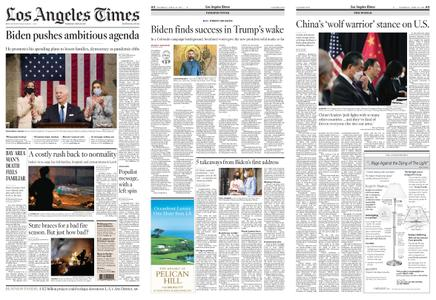 Los Angeles Times – April 29, 2021
