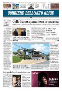 Corriere dell'Alto Adige – 03 marzo 2020