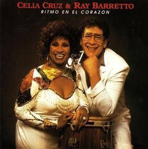 Celia Cruz & Ray Barretto - Ritmo En El Corazon (1988) {Charly}
