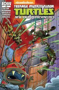 Teenage Mutant Ninja Turtles - New Animated Adventures 022 2015 Digital