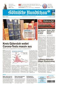 Kölnische Rundschau Wipperfürth/Lindlar – 26. Juni 2020