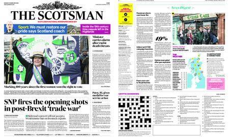 The Scotsman – February 05, 2018
