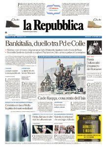 la Repubblica - 18 Ottobre 2017