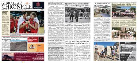 Gibraltar Chronicle – 31 July 2018
