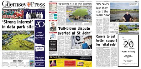The Guernsey Press – 01 May 2019
