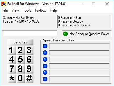 ElectraSoft FaxMail for Windows 19.11.01