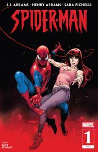 Spider-Man 001 2019 Digital Zone