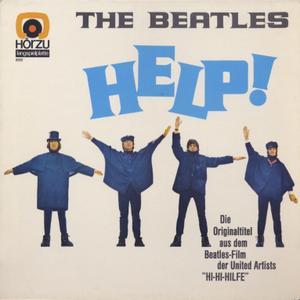 The Beatles - Help! (1965) HÖR ZU/SHZE 162 - DE Pressing - LP/FLAC In 24bit/96kHz