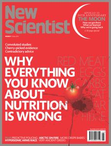 New Scientist International Edition - July 13, 2019