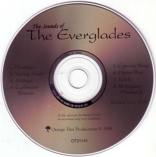 Nature's Symphony - The Sounds Of The Everglades (1998) {Orange Tree Productions} **[RE-UP]**