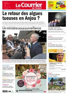 Le Courrier de l'Ouest Angers – 12 juillet 2019