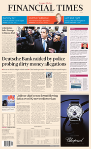 Financial Times Europe – 30 November 2018