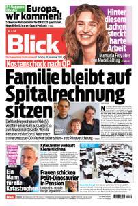 Blick – 19. November 2019