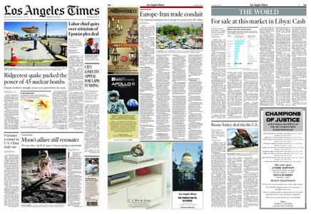Los Angeles Times – July 13, 2019