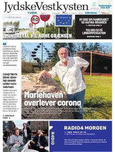 JydskeVestkysten Varde – 21. april 2020