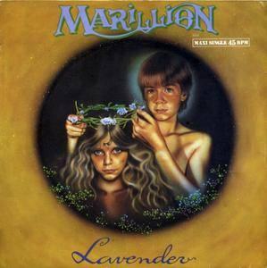 Marillion - Lavender (1985) EMI/12MARIL 4 - SP 1st Pressing - 12″/45 RPM/FLAC In 24bit/96kHz