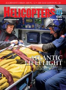Helicopters - April 2019