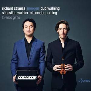 Duo Walning, Lorenzo Gatto - Richard Strauss: Morgen (2017)