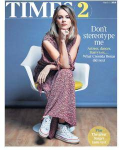 The Times Times 2 - 1 March 2018