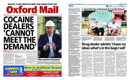 Oxford Mail – August 09, 2019