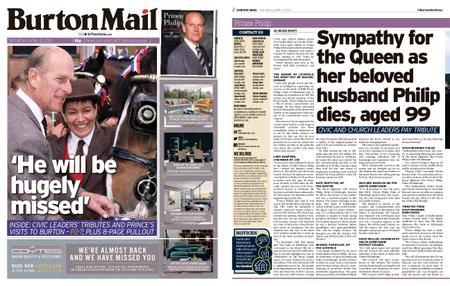 Burton Mail – April 10, 2021