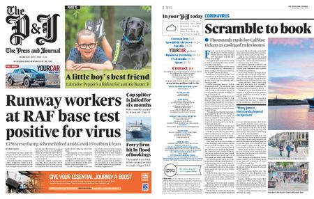 The Press and Journal Moray – July 01, 2020